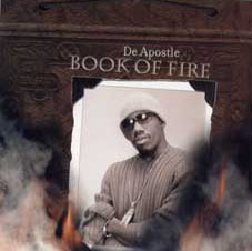 De Apostle - Book Of Fire