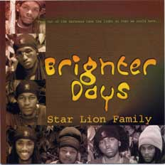 Star Lion Family - Brighter Days EP