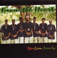 Star Lion Family - From The Heart